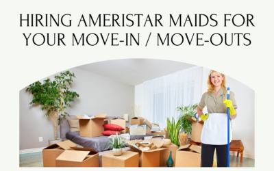 Move In & Move Out Residential Cleaning | House Cleaning Services