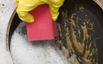 Is It Worth It To Clean Household Sponges?